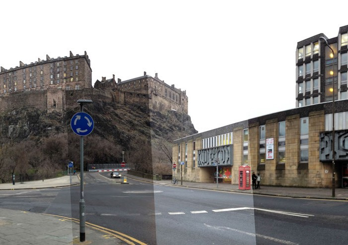 Edinburgh Castle & Argyle House